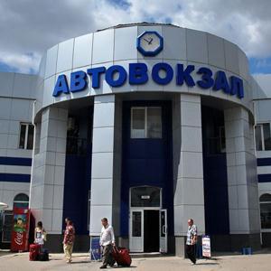 Автовокзалы Николаевска