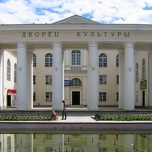 Дворцы и дома культуры Николаевска