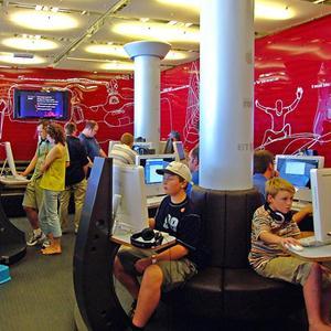 Интернет-кафе Николаевска