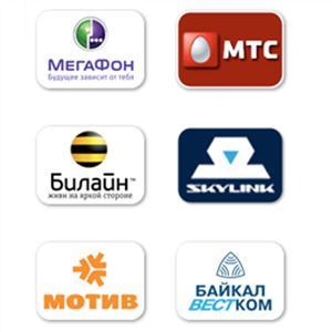 Операторы сотовой связи Николаевска