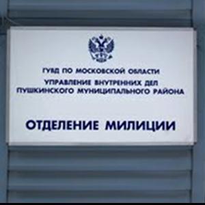 Отделения полиции Николаевска