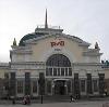Железнодорожные вокзалы в Николаевске