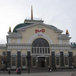 Железнодорожные вокзалы Николаевска