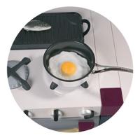 Тихая Гавань - иконка «кухня» в Николаевске